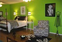 Girls Bedroom Ideas / by Mollie Spurlock