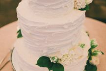 Simple Wedding Cakes / by Lori Brown