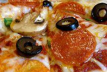 Celebrate Pizza / I love pizza!  Any way, any day!
