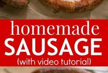 Homemade-Sausages
