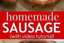Homemade-Sausages