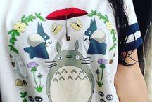Totoro/ghilbi