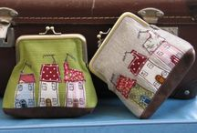 bag - little bag, cosmetic bag and purses