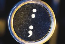"""Semicolons: A Love Story / On the book """"Semicolons; A Love Story by Ben Dolnick"""