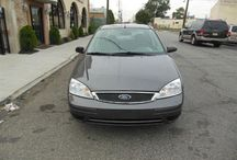 Used 2005 Ford Focus for Sale ($4,000) at Paterson, NJ /  Make:  Ford, Model:  Focus, Year:  2005, Body Style:  Tractor, Exterior Color: Brown, Vehicle Condition: Excellent,  Mileage:87,000 mi, Engine: 4Cylinder L4, 2.0L, Fuel: Gasoline Hybrid, Transmission: Automatic.    Contact: 973-925-5626   Car Id (56659)