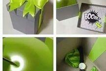 креативный подарое