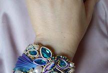 Shibori / Bracelets