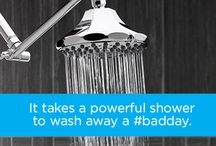 Bathroom Solutions / Find ideas, tips, and tricks for turning your bathroom into an everyday oasis. / by Waterpik Showers