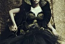 Nosferatu: Ellen  / Makeup and Costume inspiration