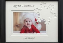 Christmas Gift Ideas / Discover our stylish photo frames for everyone at Christmas.