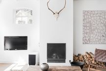 Living Rooms / by William & Park