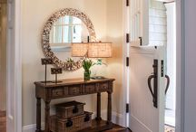 My little Cape Cod - the Entryway
