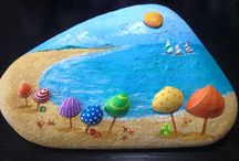 Sea shell and beach projects
