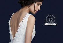 Diseñadores Atelier españoles moda Nupcial