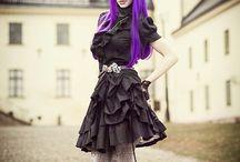 Skirt + Ichigo's Research / My research Skirt with fashion. skirt stocking.