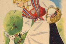 George Schumann / Postkort