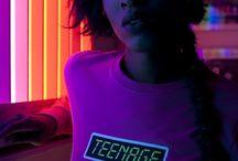 Fluorescence adolescence