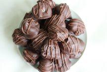 chocolate / by Kristine Miner-Allen