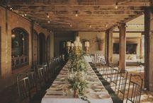 Dreamy Table Settings