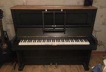 Piano upcycle