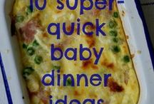 Baby Lunch Ideas