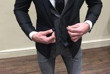 City Wedding Suits