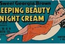 Vintage Hair Pomade / sweet georgia brown