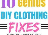 clothing fixing