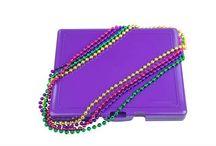 Caracaise Violet / Our Mardi Gras purple.  Laissez les bons temps roulez!