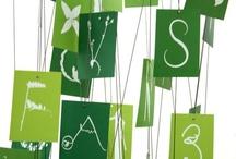 grüne kunst & architektur