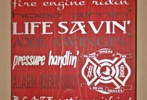 Firefighters = Hero's / by Denise Ross