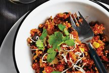 Quinoa recipes / Not only is quinoa a delicious addition to meals, it's also really good for you.