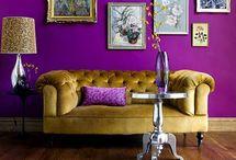 Living Room ReDo / by Deni Weatherholt Mitchell