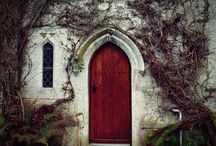 doorways and gates / by lily green