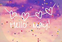 Helló május
