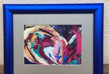 Abstract art,my gallery .