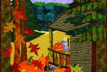 Fall Holidays / Halloween, Fall, Autumn, Thanksgiving