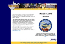 West Virginia Three Rivers Festival Pageant / Pinterest page for the West Virginia Three Rivers Festival Pageant maintained by the State Pageant Office and licensee