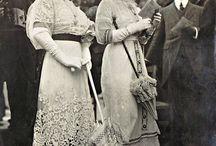 1915 dresses / Kjoler fra 1915 tallet