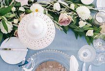 Wedding Serenity Blue & Rose Quartz