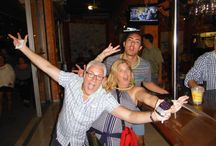 January 2016 AMAZING CABO BAR CRAWL / Funny pictures of our guests during our events!