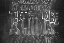 Advertising fonts