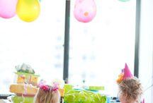 Kids Parties Ideas