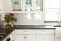 Kitchen white