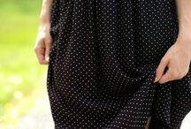 šaty...utkané z jahodovej peny :D