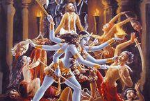 hinduísmo (deuses e deusas)