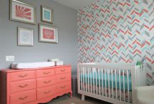 Baby girl's nursery / by Ashley Smith