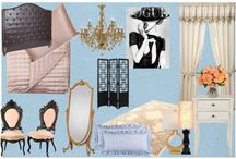 Blair Waldorf Inspired Bedrooms