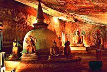 Dambulla Cave Temple / #Dambulla #CaveTemple #SriLanka