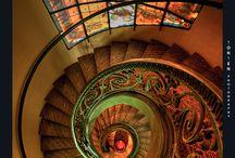 Escaleras espectaculares
